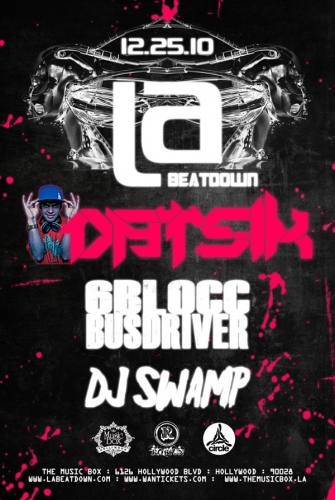 LA Beatdown feat. Datsik