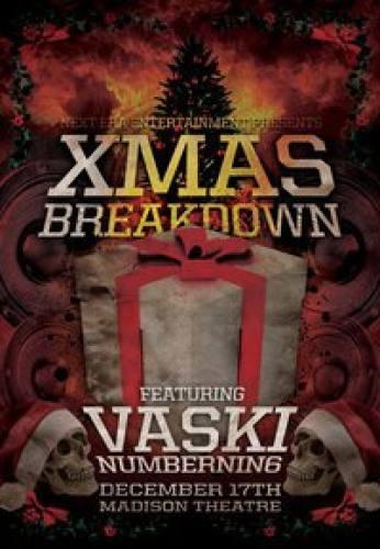 XMAS BREAKDOWN feat VASKI