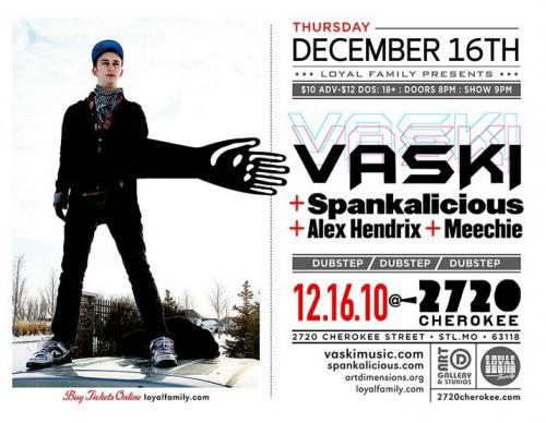 Spankalicious w. VASKI