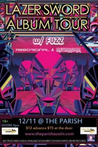 Lazer Sword w/ FuzZ (1320 Records)