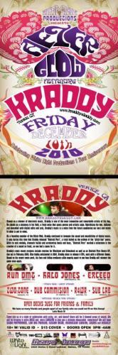 Kraddy @ Lizard Lounge