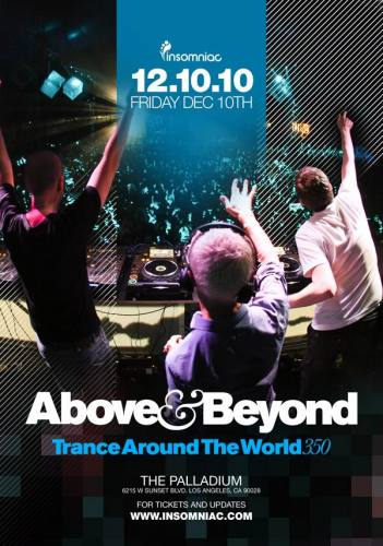 Above and Beyond @ The Hollywood Palladium
