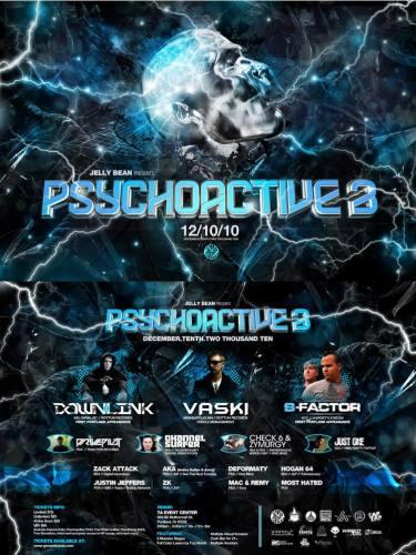 Psychoactive 3