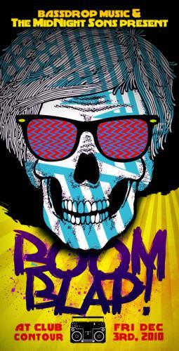 BOOM BLAP! feat. AN-TEN-NAE --FRI. DEC 3RD--