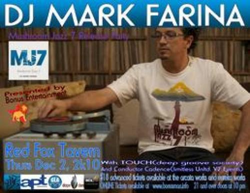 Mark Farina @ Red Fox Tavern