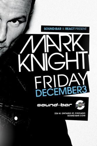Mark Knight @ Sound-Bar
