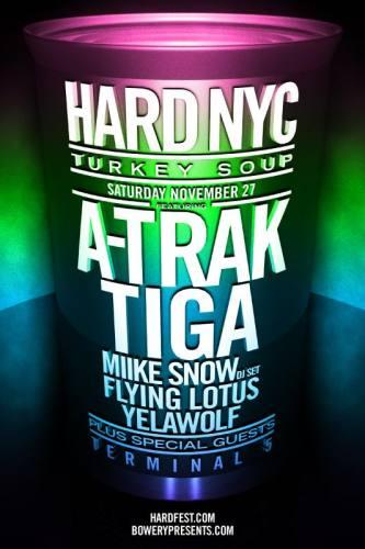 HARD presents Turkey Soup