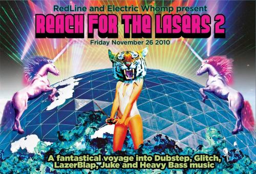 Reach for the Lasers 2