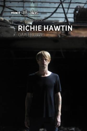 Richie Hawtin @ Turner Ballroom