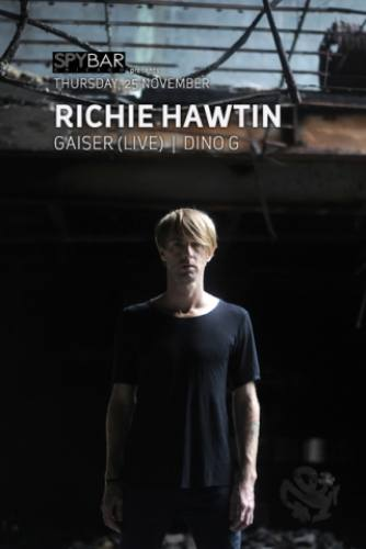 Richie Hawtin @ Spybar