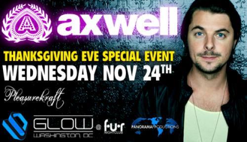 Axwell @ Fur
