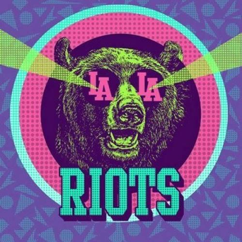 LA Riots @ Voyeur