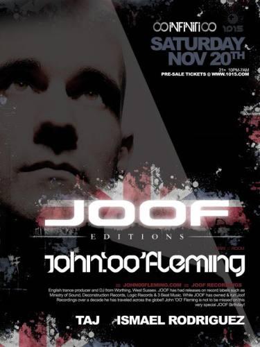 John '00' Fleming @ 1015 Folsom