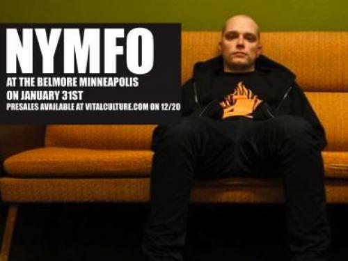 Nymfo, Holland's #1 Drum & Bass DJ