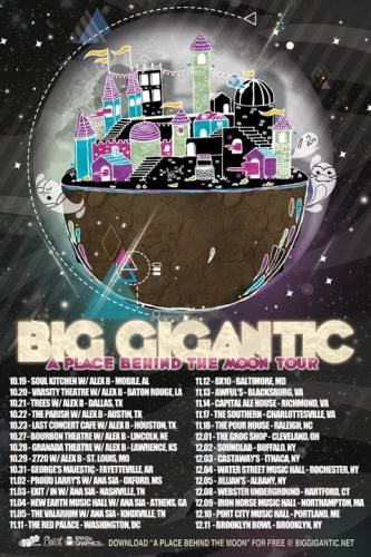 Big Gigantic @ The Pour House