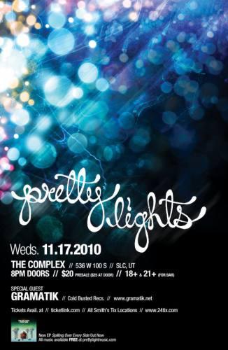 Pretty Lights @ The Complex