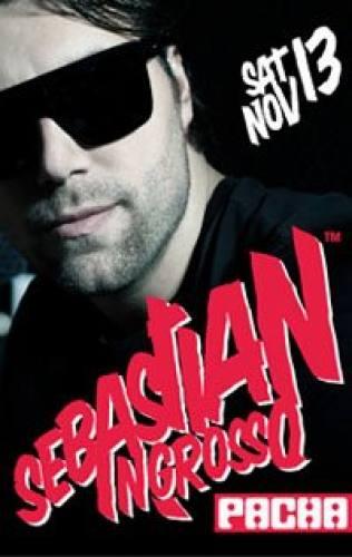 Sebastian Ingrosso @ Pacha NYC