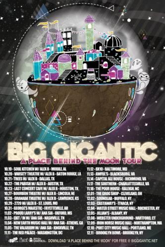 Big Gigantic @ Awful Arthur's - Blacksburg