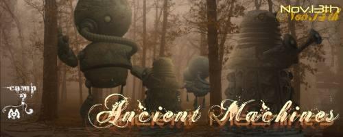 Ancient Machines w Liquid Stranger and SPECTRE