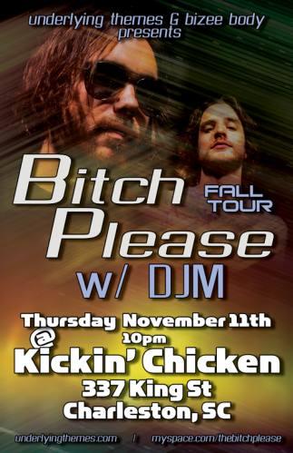 The Kicken Chicken w/ Bitch Please
