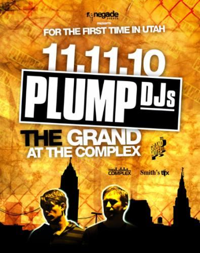 Plump DJ's @ The Complex