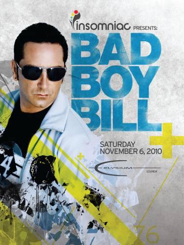 Bad Bay Bill @ Elysium Lounge