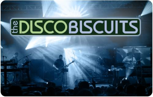 The Disco Biscuits Halloween @ The Charlottesville Pavilion