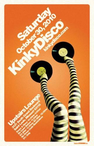 Kinky Disco - October 30, 2010