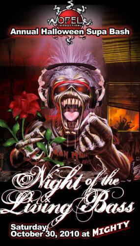 Opel Halloween: Night of the Living Bass