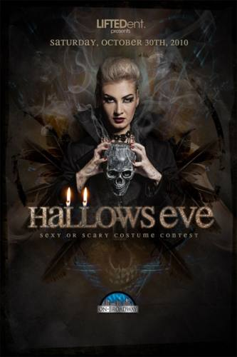 HALLOWS EVE @ ON BROADWAY