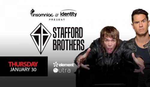Element with Stafford Brothers @ Sutra