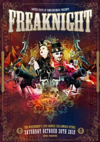 Freaknight 2010