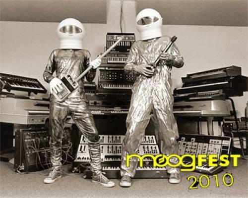 MoogFest 2010
