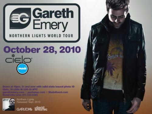 Gareth Emery @ Cielo