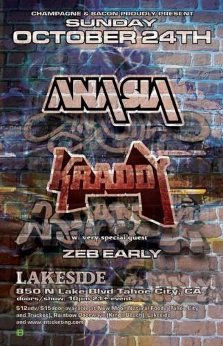 Ana Sia & Kraddy @ Lakeside