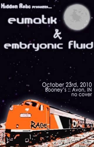 Eumatik & Embryonic Fluid @ Booney's