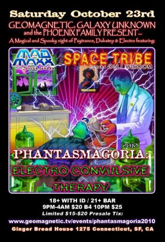 PHANTASMAGORIA 2010: Electro Convulsive Therapy