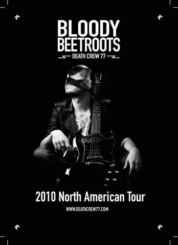 The Bloody Beetroots @ HOB - Dallas