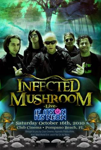 Infected Mushroom @ Club Cinema