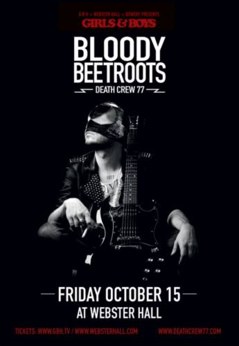 The Bloody Beetroots @ Webster Hall