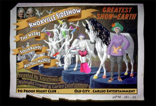The Knoxville Sideshow