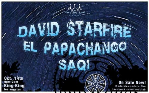 The Do Lab presents David Starfire and more