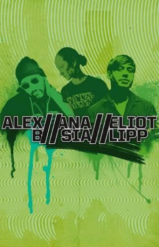 Eliot Lipp, Ana Sia, and Alex B @ The Bluebird