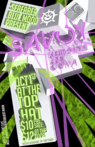 SAVOY @ The Top Hat