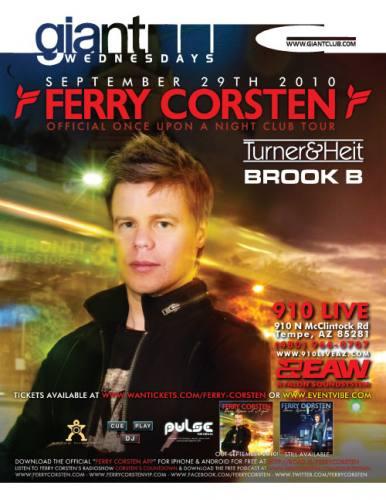 Ferry Corsten @ 910 Live