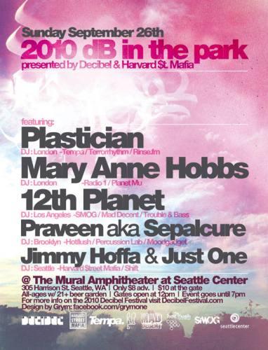Decibel in the Park [sunday]