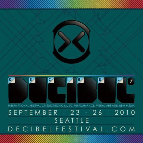 decibel in the park [saturday]