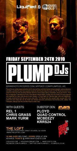Plump DJ's @ The Loft