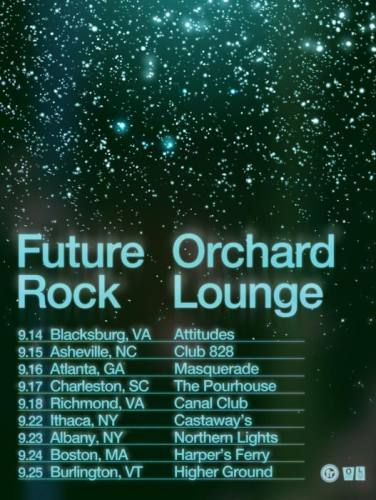 Future Rock & Orchard Lounge @ Harper's Ferry