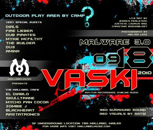 MalWare 3.0: Vaski